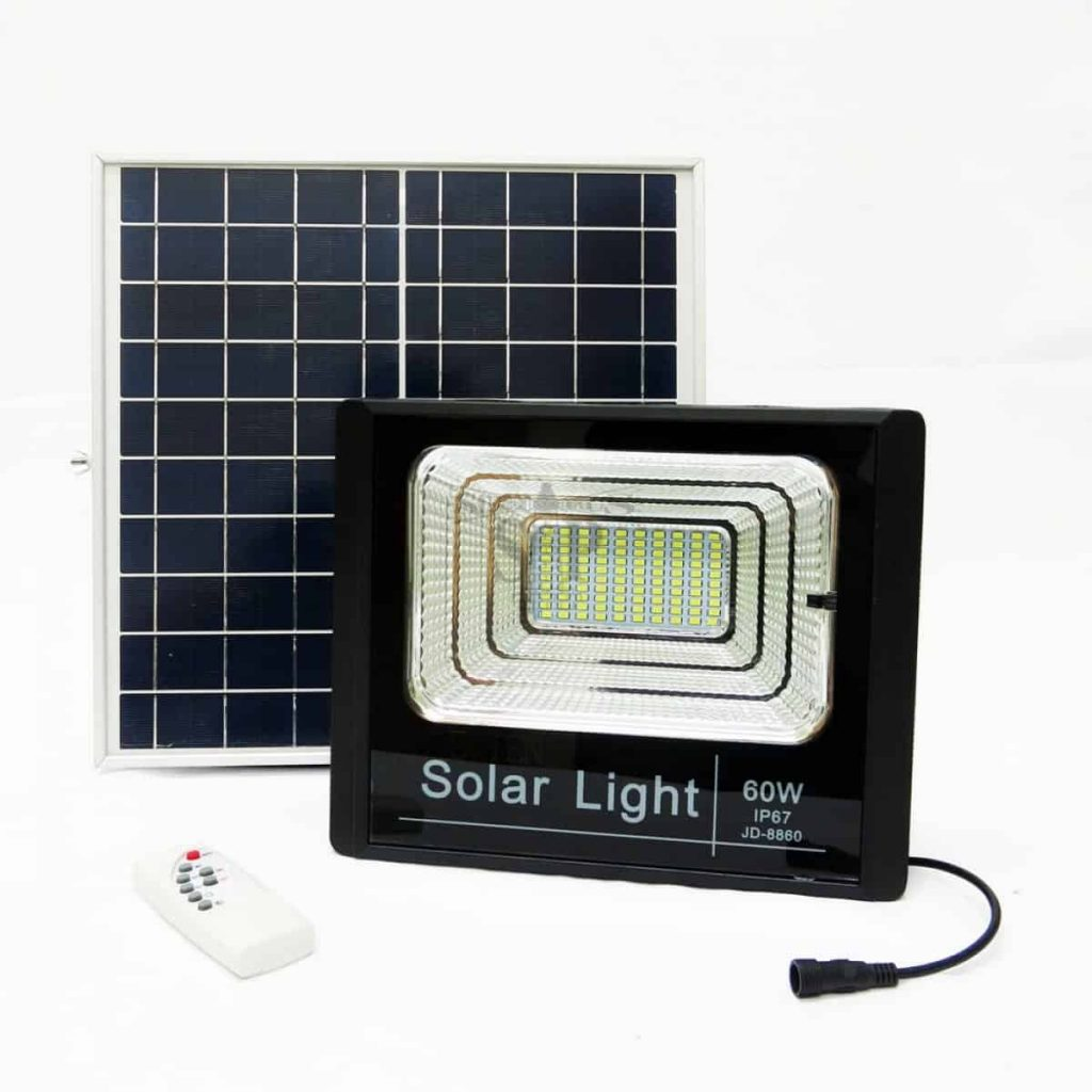 Efficient solar lights
